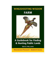 """Book- Wingshooting Wisdom: Farm"" cover"