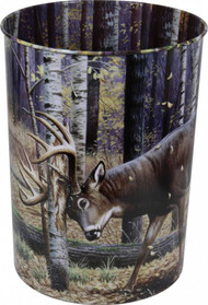 Deer Trash Can