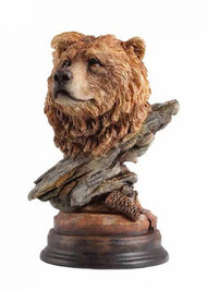 Bruin - Brown Bear Sculpture