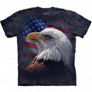 American Pride Eagle Short Sleeve T-Shirt