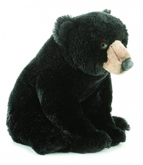 Quot Blackstone Quot Black Bear Plush Stuffed Animal