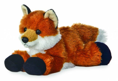 Quot Foxie Quot Cute Plush Stuffed Fox