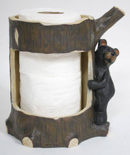Bear and Tree Toilet Paper Holder