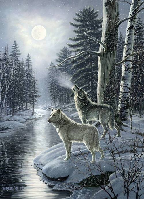 gray kitchen cabinets pictures wolves by the moonlight 1000 puzzle https 16015
