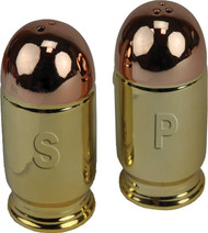 Bullet Salt & Pepper Shakers