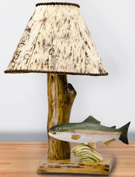 Rainbow Trout Lamp