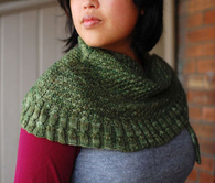 Sagano Shawl by Laura Chau Designs