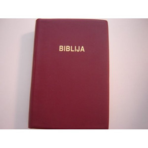 BIBLIJA Lithuanian HC Bible by American Bible Society