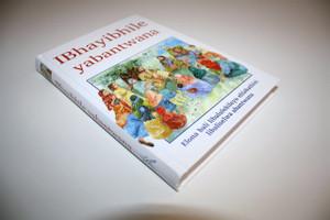 Children's Bible in Xhosa Language / IBhayibhile yabantwana / Lion Children's...