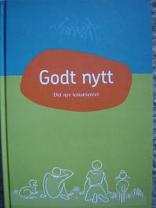 Norwegian New Testament / Godt nytt - Det nye testamentet med enkle og tidlau...