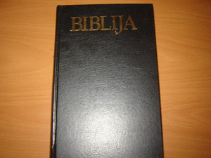 Sveto Pismo (Staroga I Novoga Zavjeta Croatian Bible) [Hardcover]
