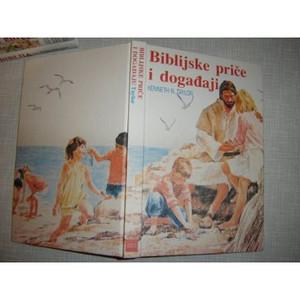 Croatian Children's Bible / Djecja Biblija / BIBLIJSKE PRICE I DOGADAJI