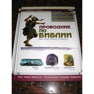 Guide to the Divine Bible for Teenagers / Russian Language Book / Guide From Genesis to Revelation
