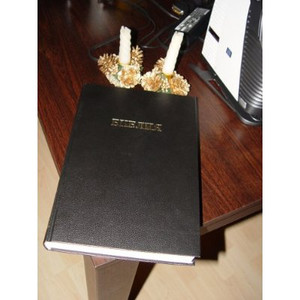 Russian Bible Large Size [Hardcover] by Bible Society Germany