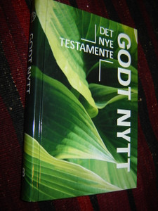 Norwegian New Testament / Det Nye Testamente / Godt Nytt [Hardcover]