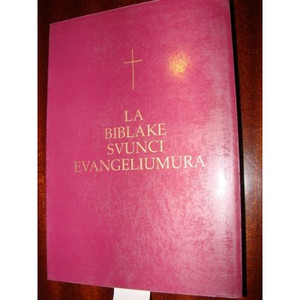 La Biblake Svunci Evangeliumura Gypsy New Testament (Bible) for European Gyps...