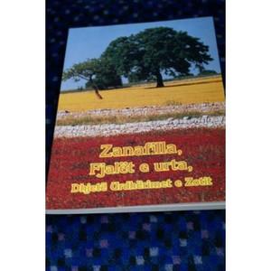 Albanian Book of Genesis, Book of Proverbs, and the 10 commandments / Zanafil...