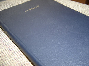 Shorter New Testament in Pwo Karen Language / 1994 Print [Vinyl Bound]
