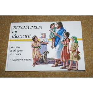 Romanian Children's Bible - Biblia Mea Cu Ilustratii de citit si de spus si a... 1