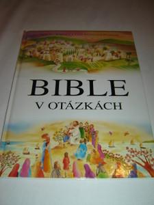 Bible v otzkch / Czech Children's Bible 64 pages / Sally Ann Wrightov?; Paol...