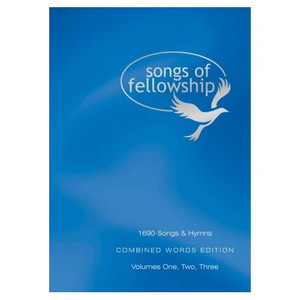 Songs of Fellowship: Combined Words Bks. 1-3 [Import] [Hardcover]