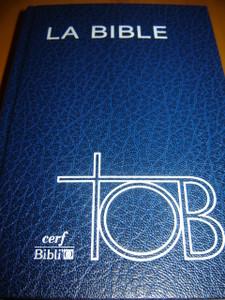 GRATUITEMENT TÉLÉCHARGER BIBLE TOB
