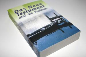 Das Neue Testament und die Psalmen / German New Testament - compact size