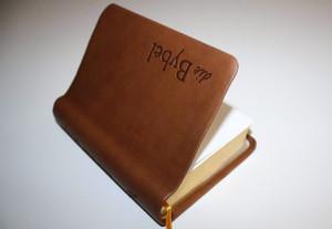 Die BYBEL / BIBLE IN AFRIKAANS 1933/53 version / pocket edition, tan flexcove...