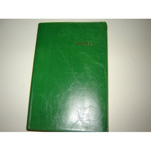 Bible in Dutch / Dutch Bible / Bijbel Netherlands Holland / Vinyl PVC cover