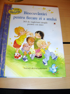 Little Blessings Romanian Children's Bible Devotional 365 Day / One Lesson A ...