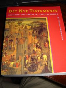 Danish Illustrated New Testament / Det Nye Testamente / Illustreret Met Vaerk...