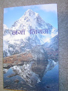 New Testament (Foreign New Testaments) (Nepali Edition)