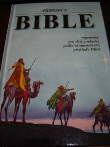 Czech Children's Bible / Beloved Bible Stories / P??b?hy z Bible / Praha 1993...