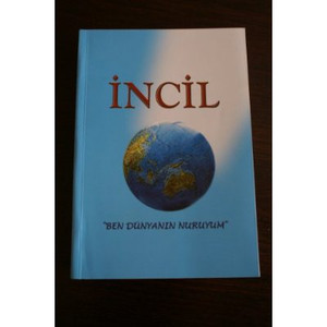 Incil Turkish New Testament / New Revised Translation / Large Print Edition