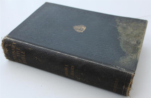 A dictionary of the Bible dealing with its Language, Literature, and Contents