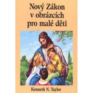 Czech Childrens Bible / Novy Zakon v obrazcich pro male deti / Kenneth N. Taylor