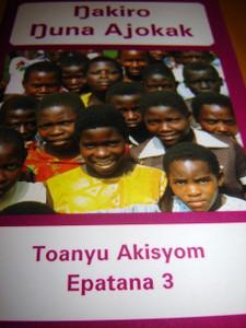 New Reader Portion Book 3 in Karimojong Language / Karimojong Bible portion U...
