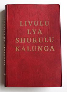 Mbunda Bible / Livulu Lya Shukulu Kalunga / CL062P / Angola