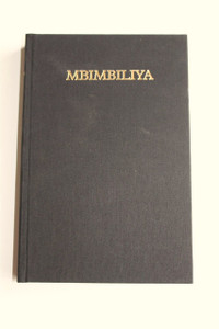 Mbimbiliya / The Bible in Luchazi language 053 / Luchazi pople in Angola Africa