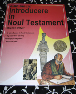 Ghid Bilic / Introducere In Noul Testament / Stephen Motyer / Romanian