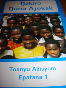 New Reader Portion Book 1 in Karamojong Language / Karimojong Bible portion U...