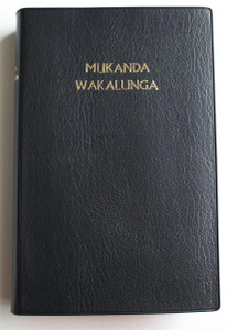 The Bible in Luvale Language / Mukanda Wakalunga / Luvale Bible R052 / Testament
