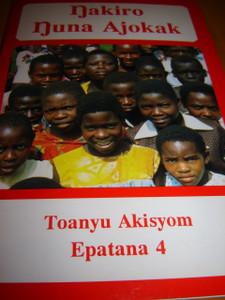 New Reader Portion Book 4 in Karamojong Language / Karimojong Bible portion U...