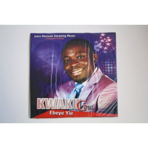 Christian Cd From Ghana / Kwaku Gyasi / Ebeye Yie / 11 songs [Audio CD] by Ghana