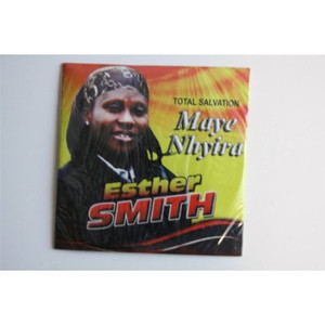 Christian Cd From Ghana / Total Salvation / Maye Nhyira / Esther Smith / 10 songs