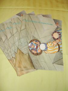 Mongolian Language Story of Paul's Conversion / Mongolian Bible Story Book for Children