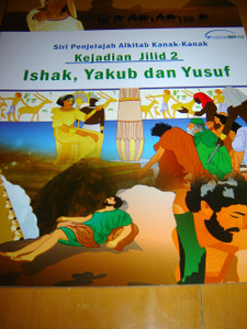 Terjemahan The Children's Bible Explorer Series Genesis Volume 2 From Isaac to Joseph