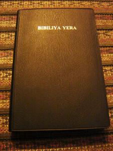 Kinyarvandan Bible / Bibiliya Yera Rwanda / La Sainte Bible en Kinyarwanda Revisee