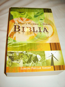Ilokano Bible PV / Ti Baro A Naimbag A Damag Biblia / New Ilokano Popular Version Bible