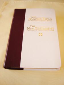 Tagalog - English Bilingual New Testament / Small size Catholic Approved